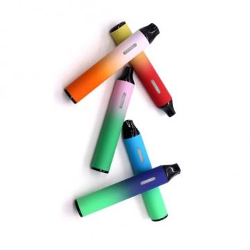 2020 Russia Top-Selling New Style Cisoo Disposable Electronic Vape Pen